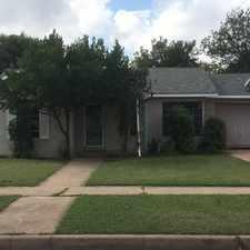 Rental info for 2018 Palm Street in the Abilene area