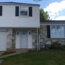 Rental info for 1161 Bloomdale Rd