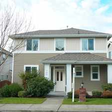 Rental info for MAINTENANCE FREE LIVING IN PRIME PUYALLUP LOCATION