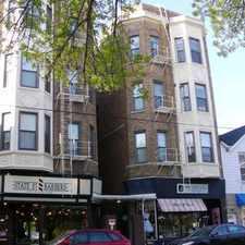 Rental info for W Webster N Racine in the Bucktown area