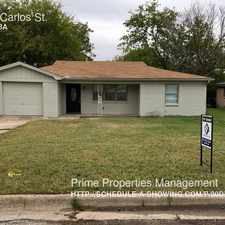 Rental info for 7704 Carlos St. in the Fort Worth area