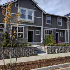 Rental info for 16212 48th Avenue West