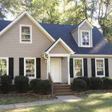 Rental info for Tricon American Homes in the Pawtuckett area