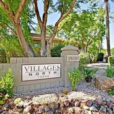 Rental info for $4200 2 bedroom Townhouse in Scottsdale Area in the Scottsdale area