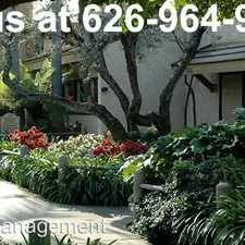 Rental info for 2700 South Azusa Avenue 254 in the 91792 area