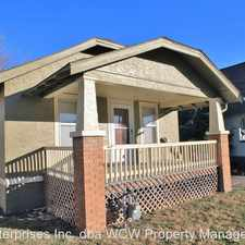 Rental info for 2074 SW Washburn Ave.