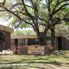 Rental info for 1701 West Pensacola St.