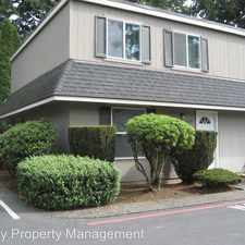 Rental info for 11795 SE Market Street
