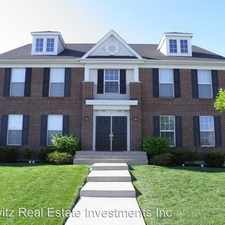 Rental info for 28 Stonewall Creek Ct.