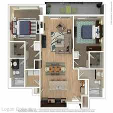 Rental info for 999 S. Logan St. 330 in the Washington Park West area
