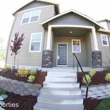 Rental info for 3140 NW 9th Street in the Corvallis area