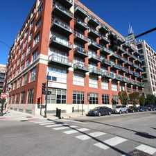 Rental info for 333 S. Desplaines Ave. Unit 508 in the West Loop area