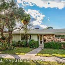 Rental info for 5353 Alcove Ave.