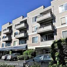 Rental info for 2425 Harbor Ave SW - 12 in the North Admiral area
