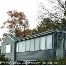 Rental info for 95 Clearview Road