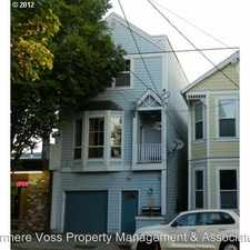 Rental info for 2569 NW Thurman St. in the Portland area