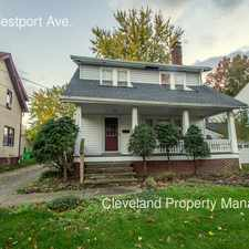 Rental info for 21140 Westport Ave. in the Cleveland area