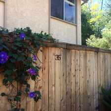 Rental info for 7386 Calle Real #35