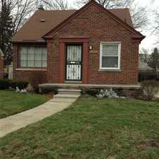 Rental info for 19446 Pierson St in the Detroit area