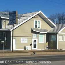 Rental info for 104 N Ward St in the Macomb area