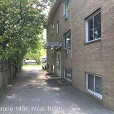 Rental info for 1456 West 107th - 4