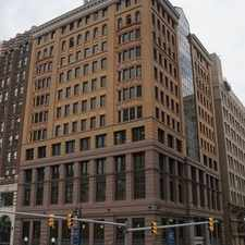 Rental info for 1212 Griswold St in the Detroit area