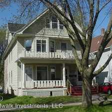 Rental info for 1228 Mound Street in the Madison area