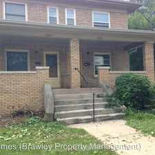 Rental info for 1310 E. Atwater Ave. in the Bloomington area