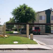 Rental info for 3321 Chester Lane B in the Bakersfield area
