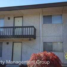 Rental info for 1526 7th St #6 in the Marysville area