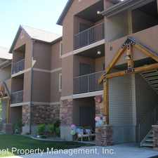 Rental info for 374 East 5450 South