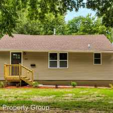 Rental info for 1402 48th St