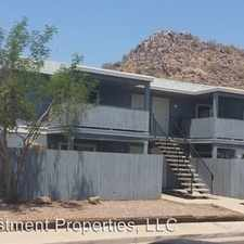 Rental info for 1641 WEST YUCCA