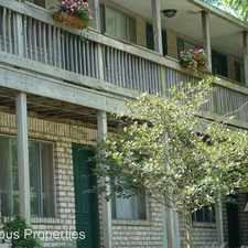 Rental info for 615 W 15th St in the Bloomington area