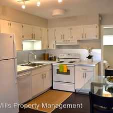 Rental info for 1760 N. Gentry in the Fairmount area