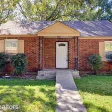 Rental info for 2701 W Bewick St in the University Court area