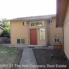 Rental info for 121 NW Mercy Hills Drive