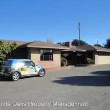 Rental info for 4136 Orcutt Road in the Orcutt area