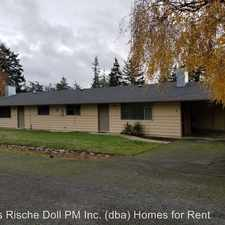 Rental info for 1380 SW Swantown Ave