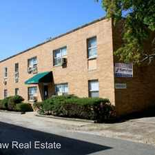 Rental info for 101 N. Busey in the 61801 area
