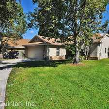 Rental info for 1326 Carpenter Branch Court in the Oviedo area