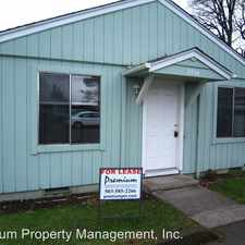 Rental info for 2804 Claxter Rd NE in the Keizer area