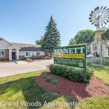 Rental info for 1813 Bennett Drive in the 50265 area