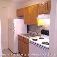Rental info for 15 West Main St.