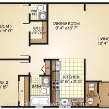 Rental info for 1200 Sunnyview Oval
