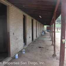 Rental info for 2391 San Vicente Rd - Horse Stables