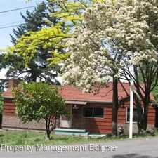 Rental info for 13121 64th Ave. S.