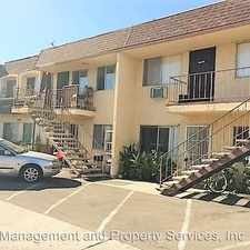 Rental info for 4625 35TH STREET - 04 in the Normal Heights area