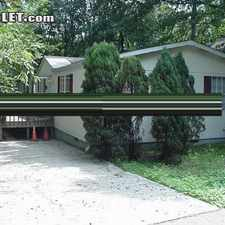 Rental info for $550 1 bedroom House in Fulton County Grove Park in the Home Park area