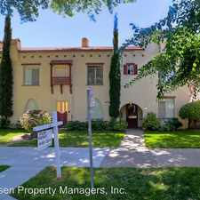 Rental info for 1622 P Street - 32 in the Sacramento area